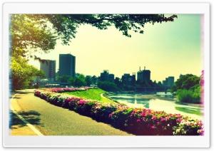 Colorful Riverside