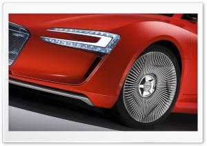 Audi E Tron Wheel
