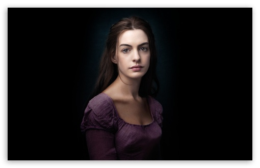 Download Les Miserables - Anne Hathaway as Fantine UltraHD Wallpaper