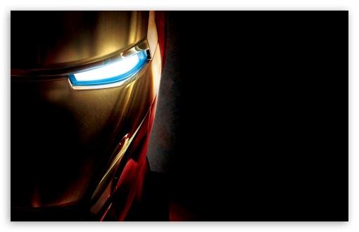 Download Iron Man Eye UltraHD Wallpaper