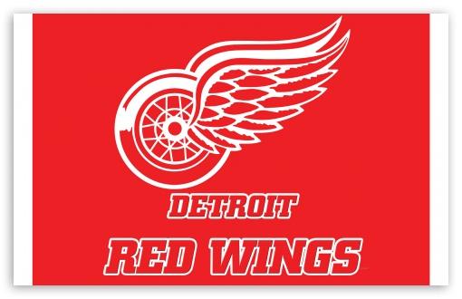 Download Detroit Red Wings UltraHD Wallpaper