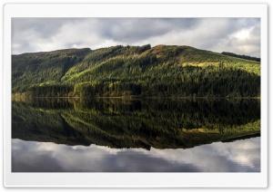 Loch Chon panorama