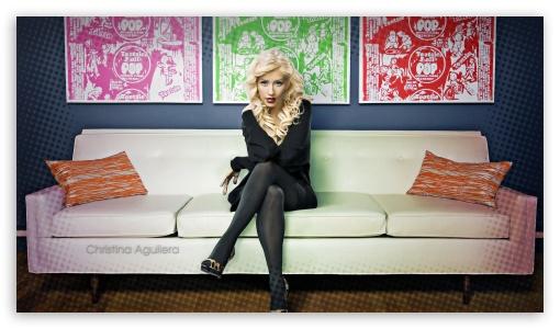 Download Christina Aguilera UltraHD Wallpaper