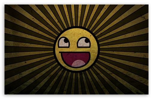Download Happy Sun UltraHD Wallpaper