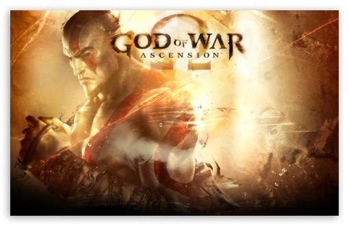 Download God of War Ascension UltraHD Wallpaper