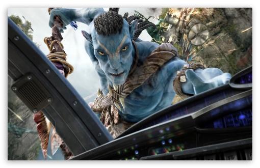 Download Avatar 2009 Movie UltraHD Wallpaper