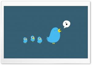 Twitter Birds Singing