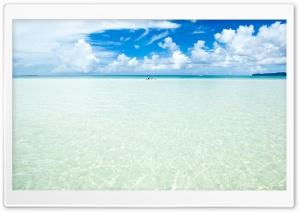 Okinawa Island Crystal Clear...