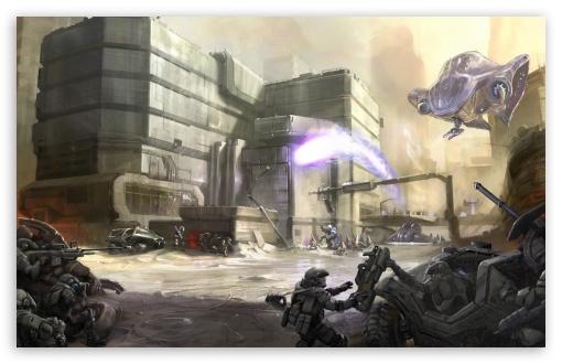 Download Halo 3 ODST UltraHD Wallpaper