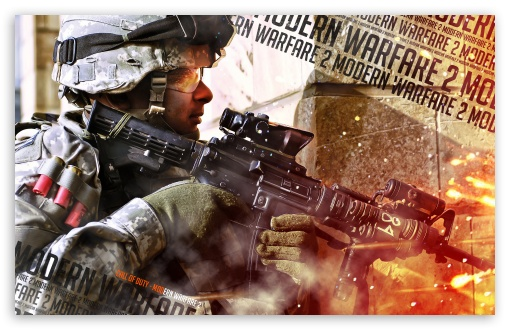 Download Call Of Duty Modern Warfare 2 UltraHD Wallpaper
