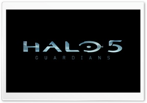 Halo 5 Guardians Logo 2014
