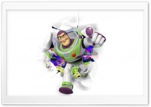 Toy Story, Buzz Lightyear