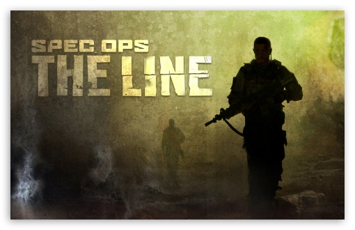 Download Spec Ops: The Line Premium Edition UltraHD Wallpaper