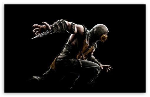 Download Mortal Kombat X 2015 UltraHD Wallpaper