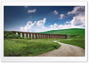 Ribblehead Viaduct Harry Potter