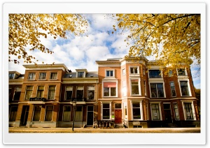 Autumn, Utrecht, Netherlands