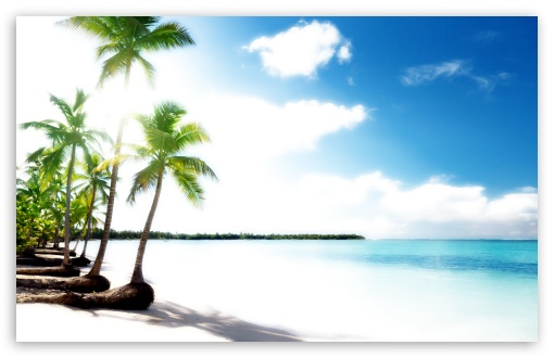 Download Paradise UltraHD Wallpaper