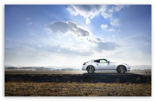 Download Nissan 370Z GT UltraHD Wallpaper