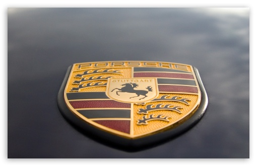 Download Porsche Logo UltraHD Wallpaper