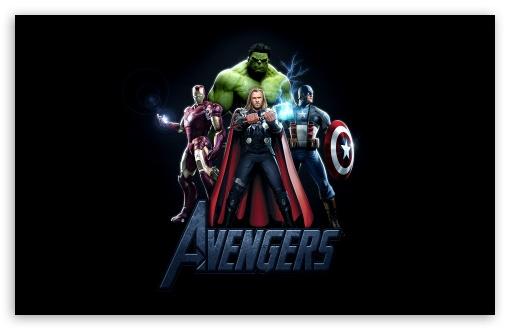 Download The Avengers Movie 2012 UltraHD Wallpaper