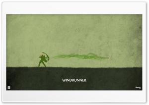 Windrunner - DotA 2