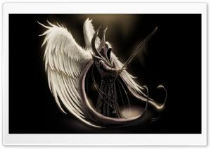 Fallen Angel Art