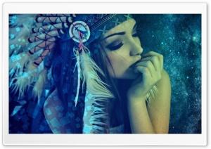 girl Injun