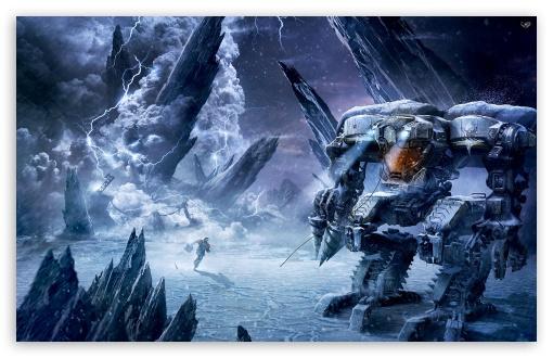 Download Lost Planet 3 UltraHD Wallpaper