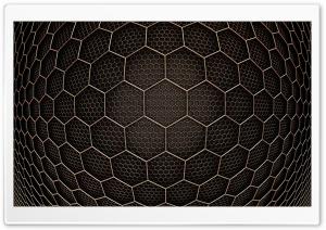 Hexagons inside Hexagons