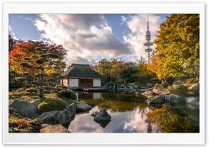 Japanese Garden HDR