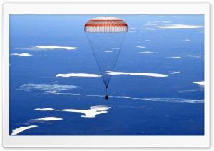 Astronauts Return to Earth...