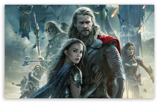 Download Thor the Dark World UltraHD Wallpaper