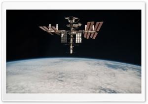 ISS On Orbit