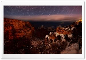 Canyon Night Photo