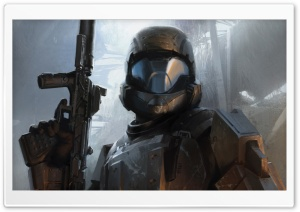Halo 3 ODST   The Rookie