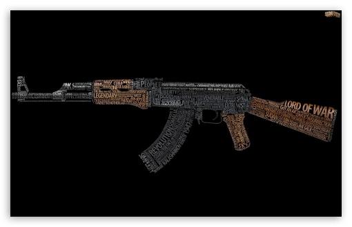 Download AK 47 - Sumukh UltraHD Wallpaper
