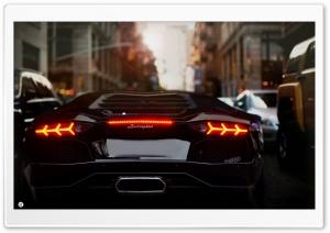The Aventador