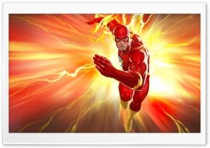 Lightning Strikes DC Universe...