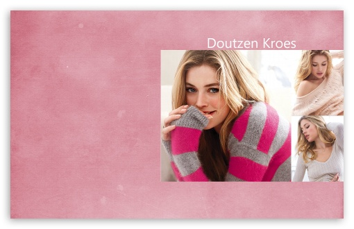 Download Doutzen Kroes UltraHD Wallpaper