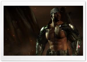 Jax, Mortal Kombat X