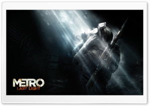 Metro Last Light 2013 Game