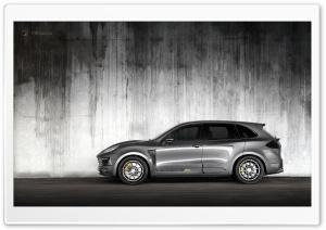 Porsche Cayenne Vantage GTR 2