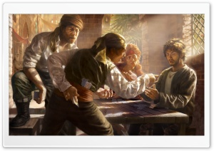 Pirates Playing Cards