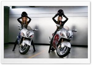 Moto Girls - J-Lo and Beyonce