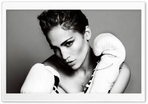Jennifer Lopez Boxing