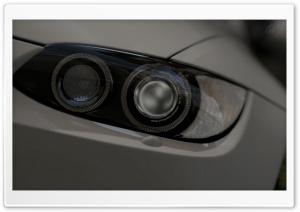 BMW M3 - Detailed lights