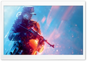 Battlefield V Girl
