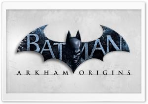 Arkham Origin-BatLogo