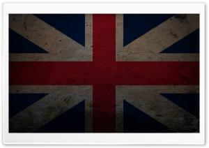 Grunge Union Flag (Naval Jack)
