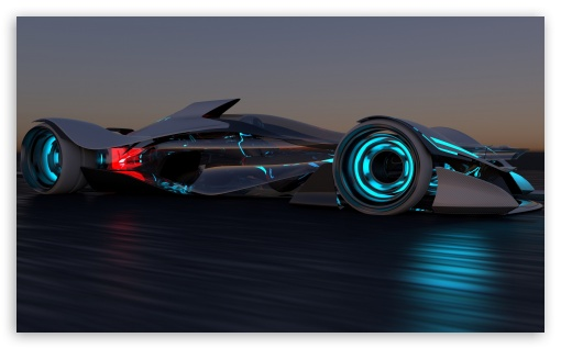 Download Speed Car UltraHD Wallpaper